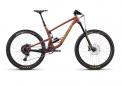 Recalled Santa Cruz Bicycle:  Bronson 3a Aluminum - Red Tide
