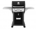 Front View of Recalled Patio 2-Burner Gas Grill in Black