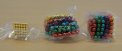 Recalled Mag Cube magnetic ball sets