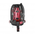 417539 – Red Devil Single Backmount set - XR Line