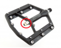 VP Components Harrier pedal not subject to recall