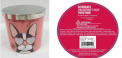 Recalled Kohl's I Woof You Candle