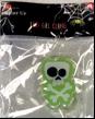 Green Skeleton LED Gel Cling