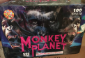 Monkey Planet 100 Shot Cake