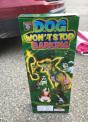 Dog Won't Stop Barking Artillery Shells