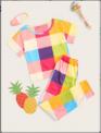 Recalled Children's Sleepwear Set: SKU Sknight10190731477