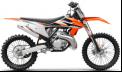 Recalled 2021 KTM 250 SX motorcycle