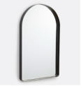 Recalled Deep Frame Mirror (Arched)
