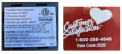 Recalled Coffee Bean Roaster ETL Label and Box Label