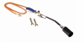 Recalled Greenwood propane torch with push button igniter