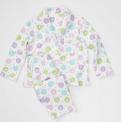 Recalled snowflake pajama set