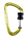 Recalled Rocky Screwgate carabiners (yellow)