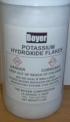 Recalled Boyer Potassium Hydroxide Flakes