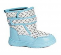 Recalled Lilly of New York children's boot –aqua