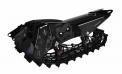 Recalled Yeti SnowMX rear wheel track and suspension conversion.