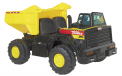 Tonka 12V Mighty Dump Truck battery operated ride-on toy, model number 8801-96U