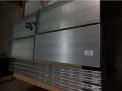 Unassembled Recalled Lidl Powerfix Shelving Unit