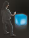 Roylco Educational Light Cube