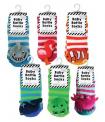Recalled Midwest-CBK Shark, Flamingo, Clownfish, Whale, Crocodile, and Crab socks.