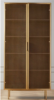 Recalled Trace Brass Bookcase (SKU 338-925)