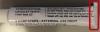 Recalled Scalpa Numb Maximum Strength Topical Anesthestic Cream - Expiration Date