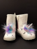 """Recalled Cat & Jack """"Chiara"""" Boots from the front."""