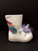 """Recalled Cat & Jack """"Chiara"""" Boots from the side."""