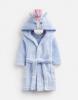 Z_ODRUNICRN-SKYBUNI Light blue unicorn robe  100% polyester 1 through 12