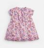 203153-WHTFRTFLRL Floral print nightgown  100% polyester 1 through 12