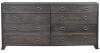 Vanguard Furniture Compendium Bow Front Dresser Model Number 8521D